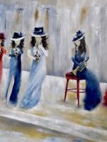 Lady's St-Louis Blues